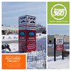 FEATURED PROJECT - Fluid System Components Outdoor Sign